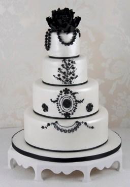 Pastel de boda Maya Hansen
